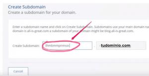 dominio para blogger