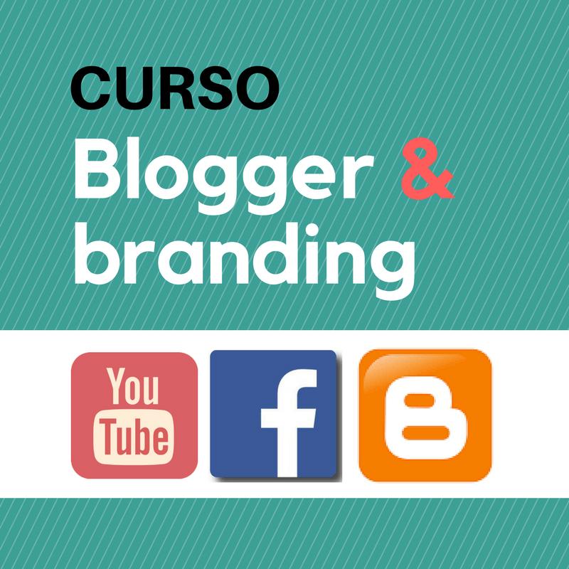 Curso blogger & branding