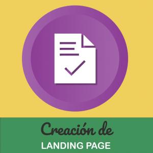 Creación de tu landing page