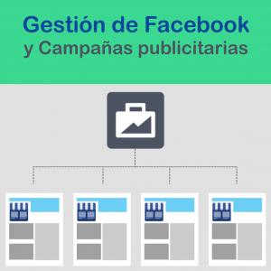 gestión de facebook y campañas publicitarias