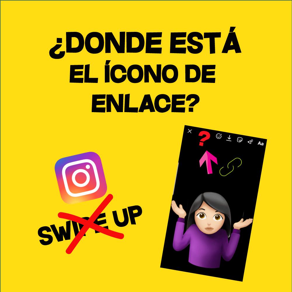 Cómo poner un link en historias de Instagram sin 10k subs 2020
