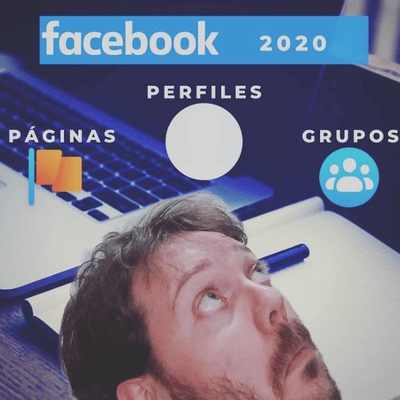 Diferencias entre Perfil, grupos y fanpage en Facebook
