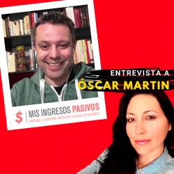 Entrevista a Oscar Martin